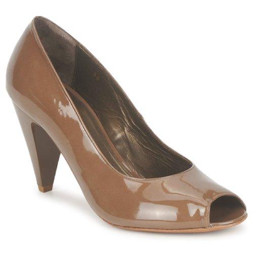Zapatos Mujer Zapatos de tacón Espace LEON Marrón