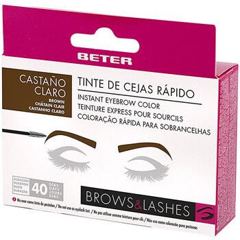 Belleza Mujer Perfiladores cejas Beter Brow Instant Tinte Cejas Rápido castaño Claro 1 u