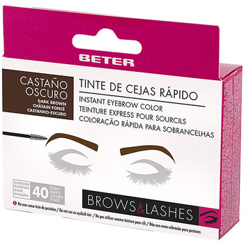 Belleza Mujer Perfiladores cejas Beter Brow Instant Tinte Cejas Rápido castaño Oscuro 1 u