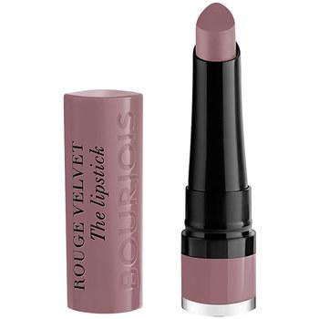Belleza Mujer Pintalabios Bourjois Rouge Velvet The Lipstick 18-mauve-martre 2,4 Gr 2,4 g