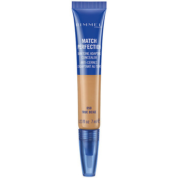 Belleza Mujer Antiarrugas & correctores Rimmel London Match Perfection Concealer 050-true Beige