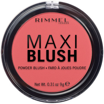 Belleza Mujer Colorete & polvos Rimmel London Maxi Blush Powder Blush 003-wild Card 9 Gr 9 g