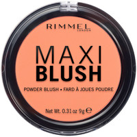 Belleza Mujer Colorete & polvos Rimmel London Maxi Blush Powder Blush 004-sweet Cheeks 9 Gr 9 g