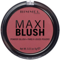 Belleza Mujer Colorete & polvos Rimmel London Maxi Blush Powder Blush 005-rendez-vous 9 Gr 9 g