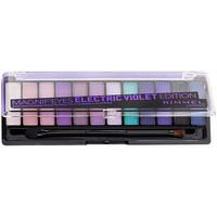 Belleza Mujer Paleta de sombras de ojos Rimmel London Magnif'Eyes Palette 008-electric Violet 1 u