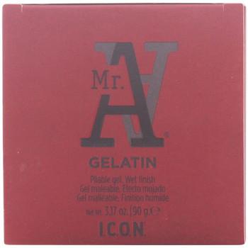 Belleza Acondicionador I.c.o.n. Mr. A. Gelatin Pliable Gel Wet Finish 90 Gr 90 g