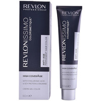 Belleza Tratamiento capilar Revlon Revlonissimo High Coverage 7-medium Blonde  60 ml