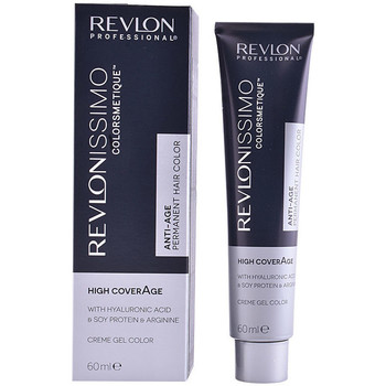 Belleza Tratamiento capilar Revlon Revlonissimo High Coverage 8-light Blonde  60 ml