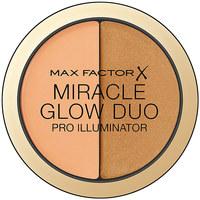 Belleza Mujer Iluminador  Max Factor Miracle Glow Duo Pro Illuminator 30-deep 11 Gr 11 g