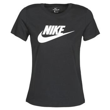 textil Mujer camisetas manga corta Nike NIKE SPORTSWEAR Negro