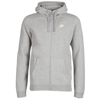 textil Hombre sudaderas Nike MEN'S NIKE SPORTSWEAR HOODIE Gris