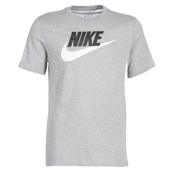 textil Hombre Camisetas manga corta Nike NIKE SPORTSWEAR Gris
