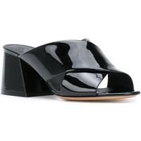 Zapatos Mujer Sandalias Maison Margiela S58WP0118 SY0447 nero