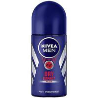 Belleza Hombre Desodorantes Nivea Men Dry Impact Deo Roll-on