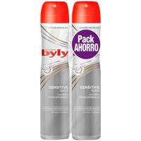 Belleza Desodorantes Byly Sensitive Deo Vaporizador Lote  2 x 200 ml