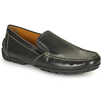 Zapatos Hombre Mocasín Geox MONET Negro