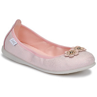 Zapatos Niña Bailarinas-manoletinas Citrouille et Compagnie JATAMAL Rosa
