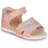 Zapatos Niña Sandalias Citrouille et Compagnie JAFALGA Rosa