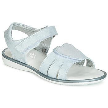 Zapatos Niña Sandalias Citrouille et Compagnie JAFILOUTE Gris