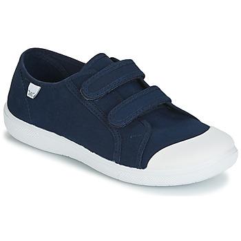 Zapatos Niños Zapatillas bajas Citrouille et Compagnie JODIPADE Marino