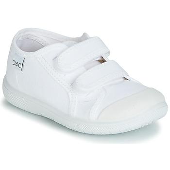 Zapatos Niños Zapatillas bajas Citrouille et Compagnie JODIPADE Blanco