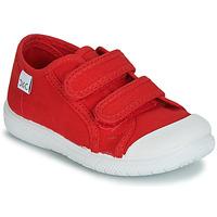 Zapatos Niños Zapatillas bajas Citrouille et Compagnie JODIPADE Rojo