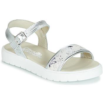 Zapatos Niña Sandalias Citrouille et Compagnie JIMINITE Gris / Libelula