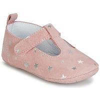 Zapatos Niña Pantuflas Citrouille et Compagnie JARI Rosa