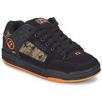 Zapatos Hombre Zapatillas bajas Globe TILT Negro / Naranja