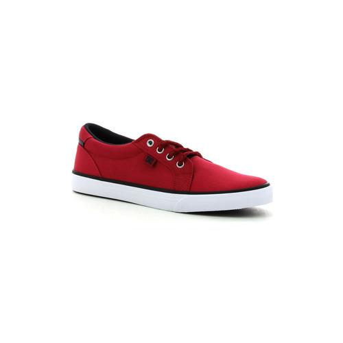 Zapatos Hombre Zapatillas bajas DC Shoes Council TX Rojo