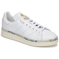 Zapatos Mujer Zapatillas bajas adidas Originals STAN SMITH NEW BOLD Blanco