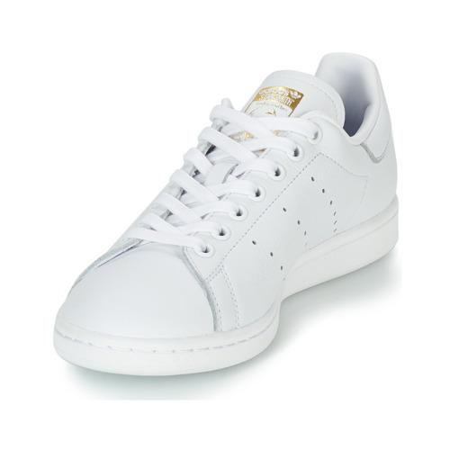 Zapatillas Blanco Stan W Mujer Adidas Smith Originals Zapatos Bajas mnw0N8