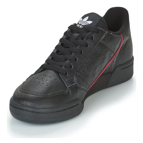 Adidas 80 Bajas Negro Continental Zapatillas Zapatos Originals WE2DIH9Y