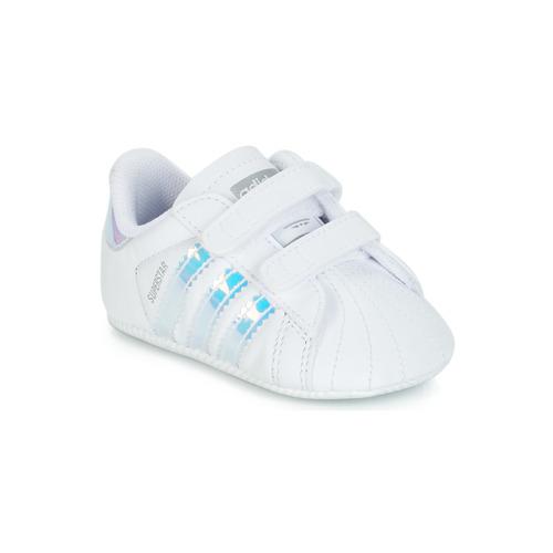 adidas Originals SUPERSTAR CRIB Blanco - Envío gratis | ! - Zapatos Deportivas bajas Nino