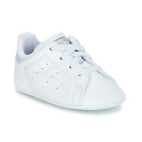 Zapatos Niña Zapatillas bajas adidas Originals STAN SMITH CRIB Blanco