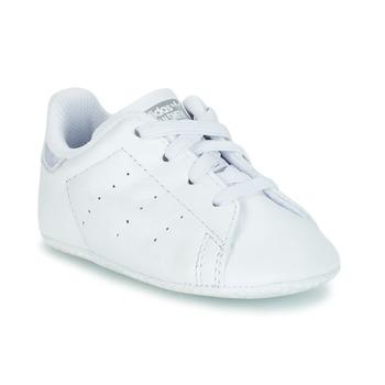 premium selection 9e67e 3f506 Zapatos Niña Zapatillas bajas adidas Originals STAN SMITH CRIB Blanco