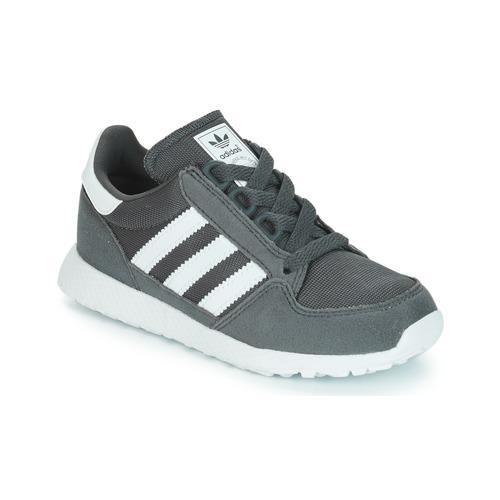 adidas Originals OREGON Gris - Envío gratis | ! - Zapatos Deportivas bajas Nino