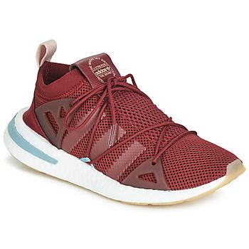 Zapatos Mujer Zapatillas bajas adidas Originals ARKYN W Burdeo
