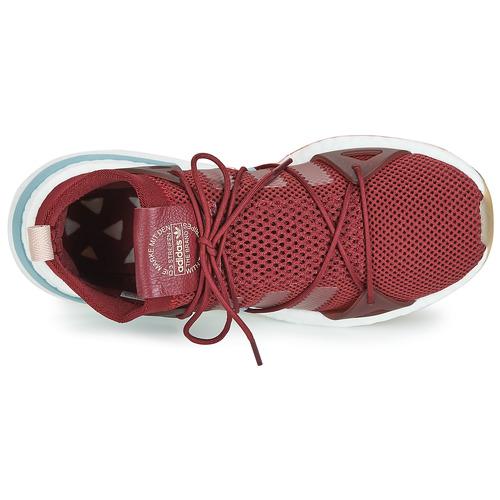 Bajas Mujer Adidas Originals Burdeo W Zapatos Arkyn Zapatillas YbIm76gfvy