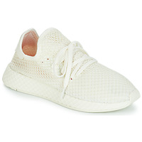 Zapatos Zapatillas bajas adidas Originals DEERUPT RUNNER Blanco