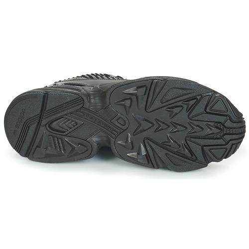 Zapatos Mujer Bajas Falcon Adidas Originals NegroGlitter W Zapatillas XOPwiTukZ
