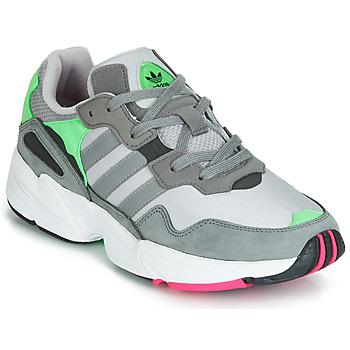 Zapatos Hombre Zapatillas bajas adidas Originals YUNG 96 Blanco