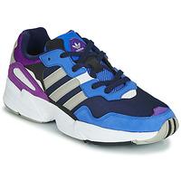 Zapatos Hombre Zapatillas bajas adidas Originals YUNG 96 Azul