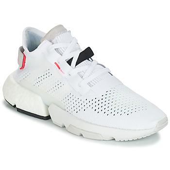 huge discount 6145c e3dbb Zapatos Hombre Zapatillas bajas adidas Originals P.O.D Blanco