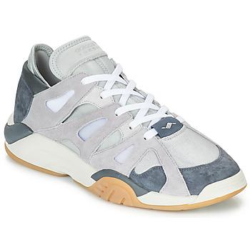 big sale 26cb8 d3b81 Zapatos Hombre Zapatillas bajas adidas Originals DIMENSION LO Gris   Azul