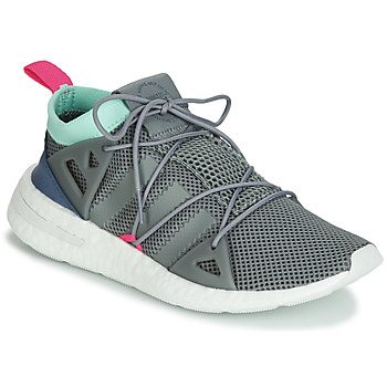 Zapatos Mujer Zapatillas bajas adidas Originals ARKYN W Blanco / Azul