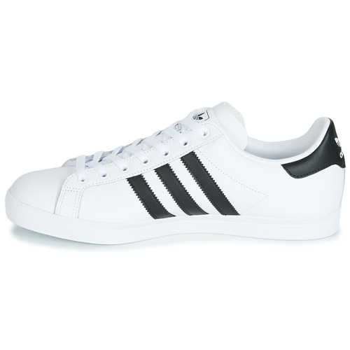 Originals Star Zapatos Zapatillas Coast Bajas Adidas BlancoNegro wTkZiOlXPu