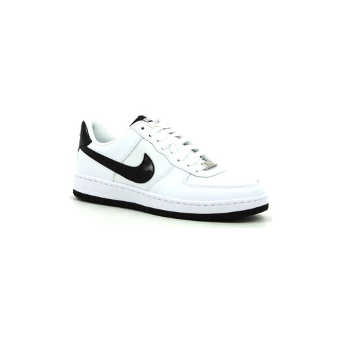 Zapatos Mujer Zapatillas bajas Nike AIr Force 1 Airness Woman blanco