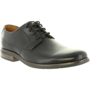 Zapatos Hombre Richelieu Clarks 26123148 BECKEN Negro