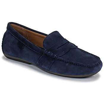 Zapatos Hombre Mocasín Polo Ralph Lauren REYNOLD Marino